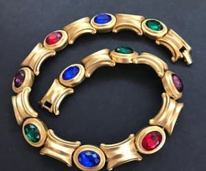 vintage jewelry, statement jewelry, and vintage collectible image