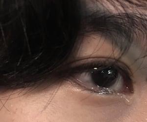 aesthetics, aesthetic, and black eyes image