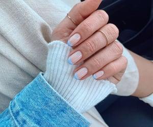 fashion, nails, and summer nails image