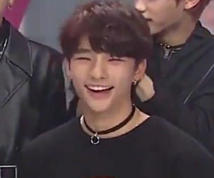 icon, low quality, and hyunjin image