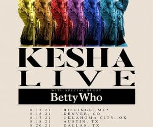 kesha, live, and kesha live image