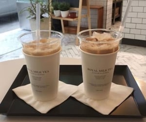 drink, coffee, and tea image