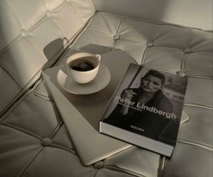 aesthetic, book, and fashion image
