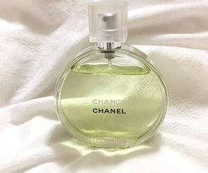green, chanel, and aesthetic image