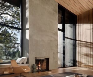 chair, cozy, and interior design image