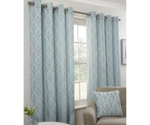 curtains and eyelet curtains image