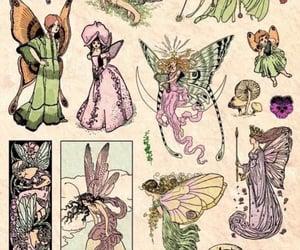 Fairies, pretty, and theme pics image