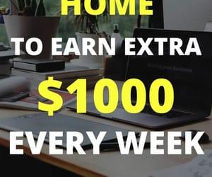 make money online, affiliate marketing, and money image