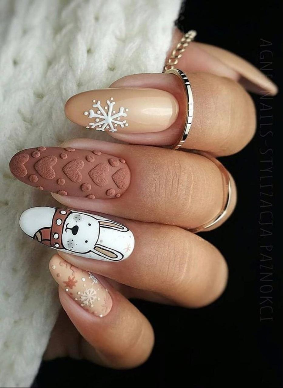 nail art, nailsart, and fashion image