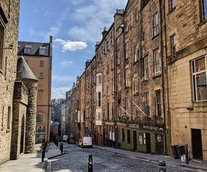 scotland, edinburgh, and royal mile image