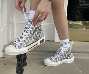shoes, clothes, and dior image