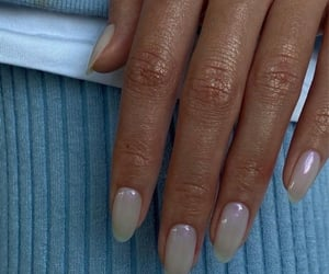 beige, nails, and nude tones image