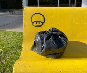 aesthetic, alt, and trash image