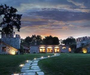 estate, luxury, and house image