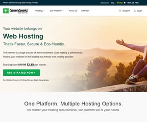 best web hosting, web hosting companies, and reviews 2021 image