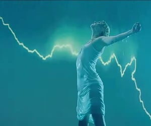 music video, thunder, and olcsmn image