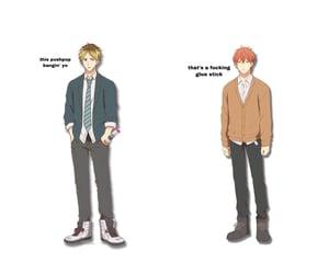 anime, messy, and mafuyu image