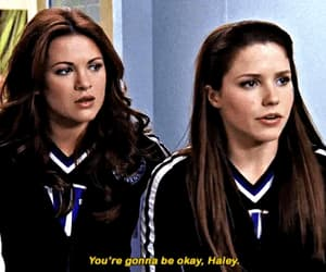 gif and one tree hill image