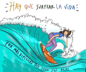 vida, frases español, and karen castilla image