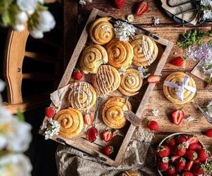 comida, delicioso, and dulce image
