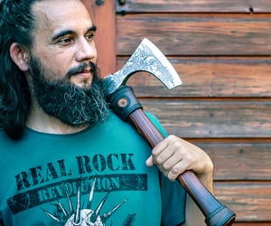 axe, norse, and viking image