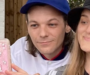celebrities, louis tomlinson, and cute image