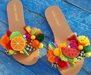 sandals with studs, sandals with bows, and jelly sliders image