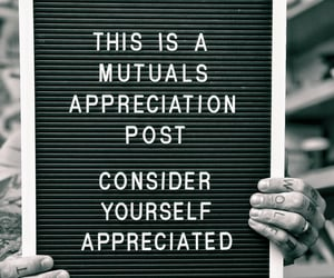 appreciated, signs, and text image