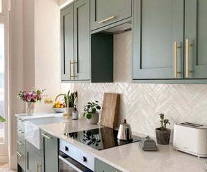 kitchen, luxury, and rich image