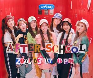 girl group, jiyoon, and jihan image