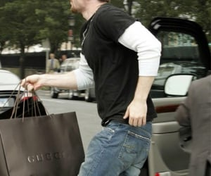 2000s, hot guys, and shopping image