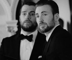 chris, cavill, and evans image