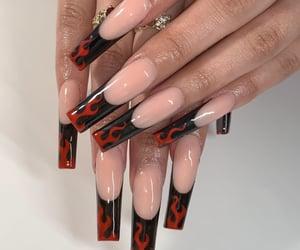 fashion, inspo, and nail image