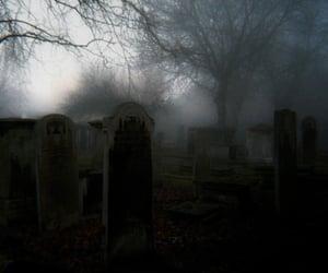 aesthetic, dark, and horror image