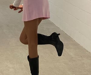 boots, inspo, and outfit image