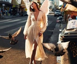 angelic, elegance, and photoshoot image