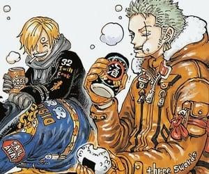 zoro and sanji image