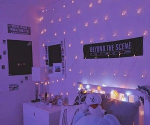 purple asthetic and asthetic room pics image
