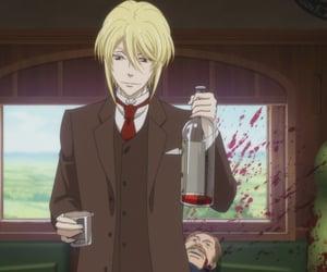 anime, yuukoku no moriarty, and moriarty the patriot image