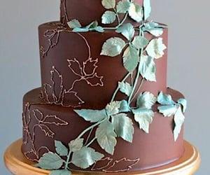 cake, yummy, and choco image