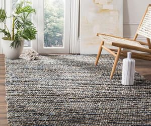 etsy, rugs for dining room, and braided rugs image