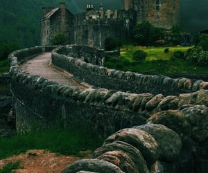 castle, travel, and place image