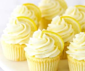 ~Lovely Lemon Cupcakes~