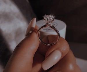 accessory, beauty, and diamonds image