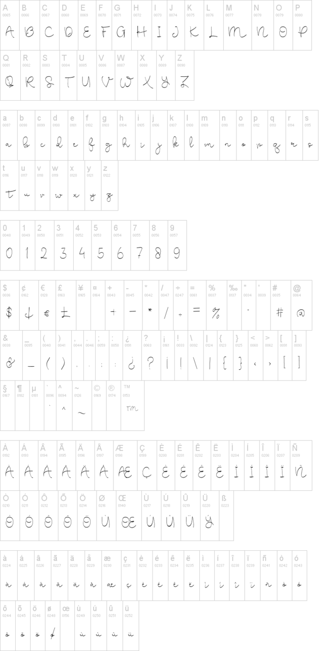 cute font and cute fonts image