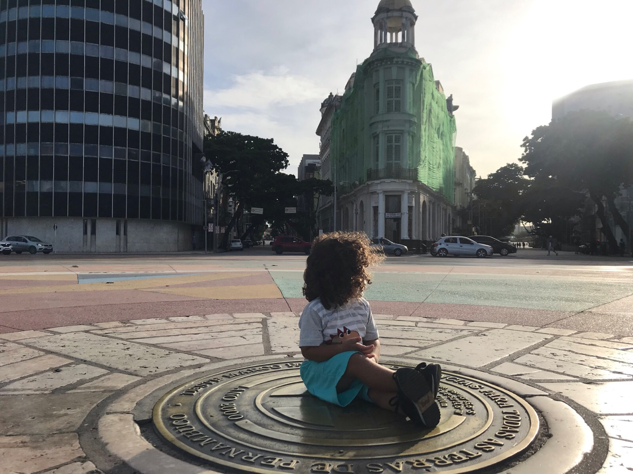 aesthetic, baby, and city image