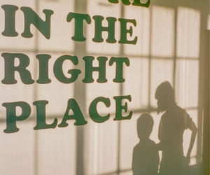 empowerment, green, and shadow image