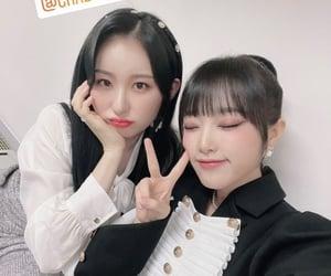 kpop, chaeyeon, and yena image