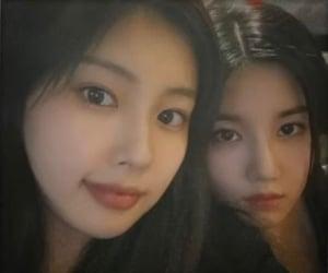 kpop, kwon eunbi, and hyewon image