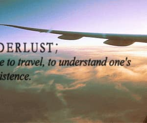 airplane, quote, and gif image